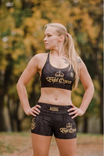 Szorty Damskie Fight Queen
