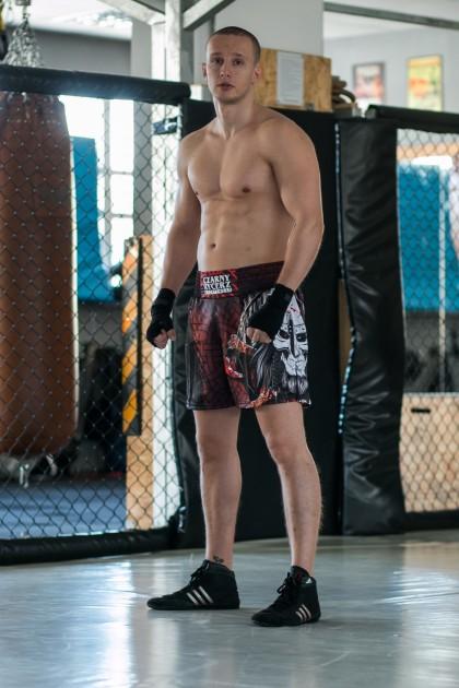 Spodenki Kickboxing Słowiański Wojownik