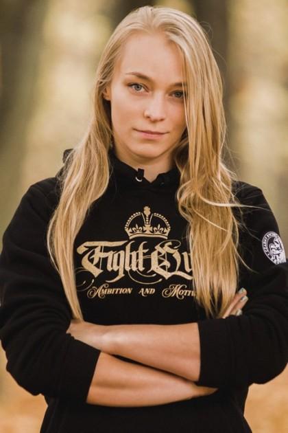 Bluza Damska Fight Queen