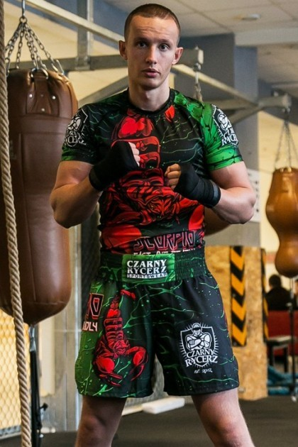 Spodenki Kickboxing Scorpio