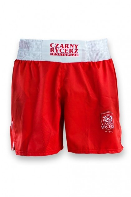 Spodenki Kickboxing Red