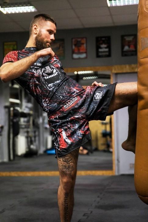 Spodenki Kickboxing Warrior