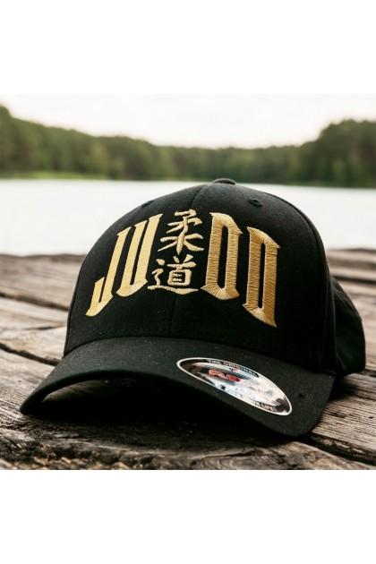 Czapka Judo czarna