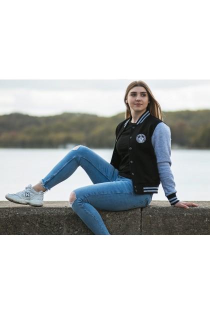 Bluza Damska Bejsbolówka