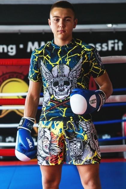 Spodenki Kickboxing Thor