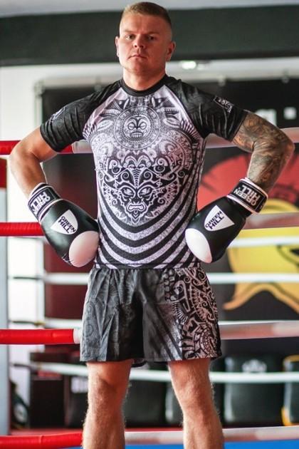 Spodenki Kickboxing Maori