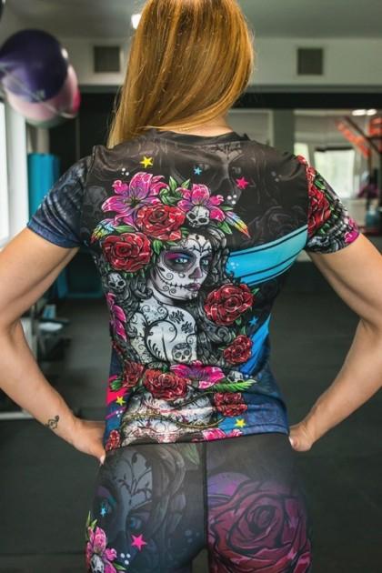 Koszulka Sportowa Tattoo