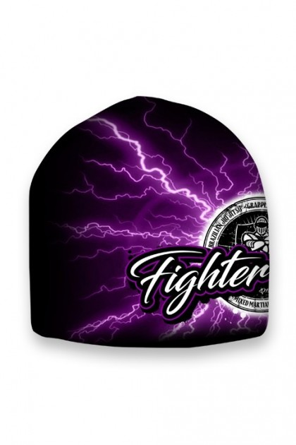Czapka Fighter Purple