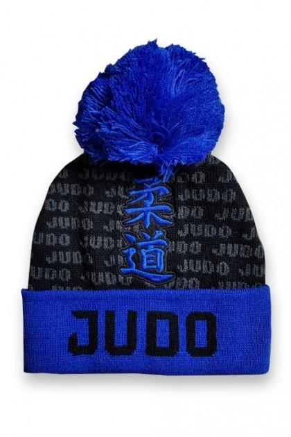 Czapka Judo Blue