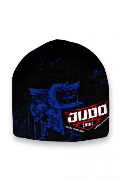 Czapka Judo 2020 Blue