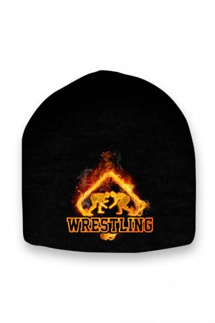 Czapka Wrestling Fire
