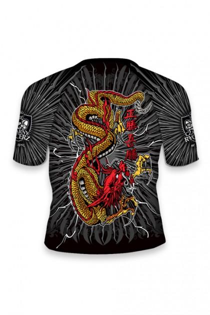 Rashguard Red Dragon