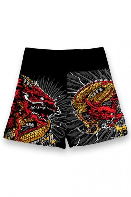 Spodenki Red Dragon