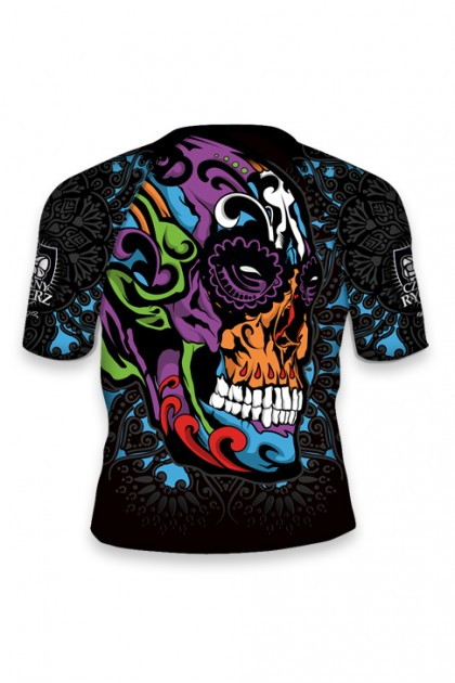 copy of Rashguard CR Niebieski