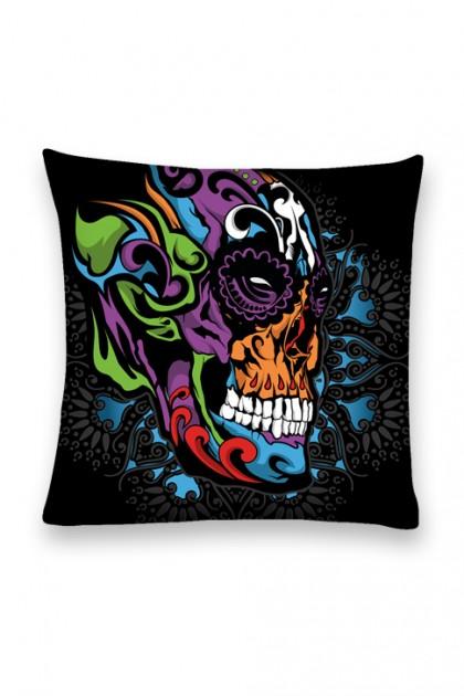 Poduszka Mexican Skull
