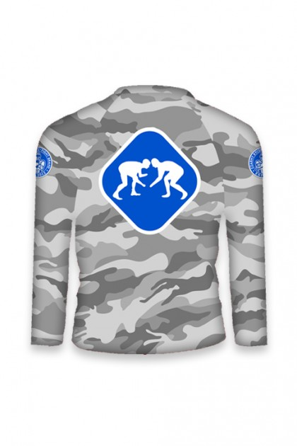 Rashguard Wrestler Long