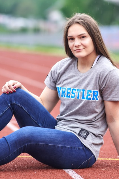 Koszulka Wrestler Damska