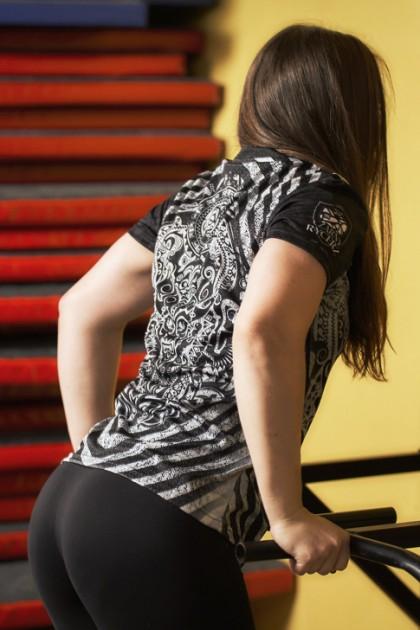 Koszulka Sportowa Damska Maori