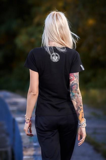 Koszulka Warrior Princess Damska