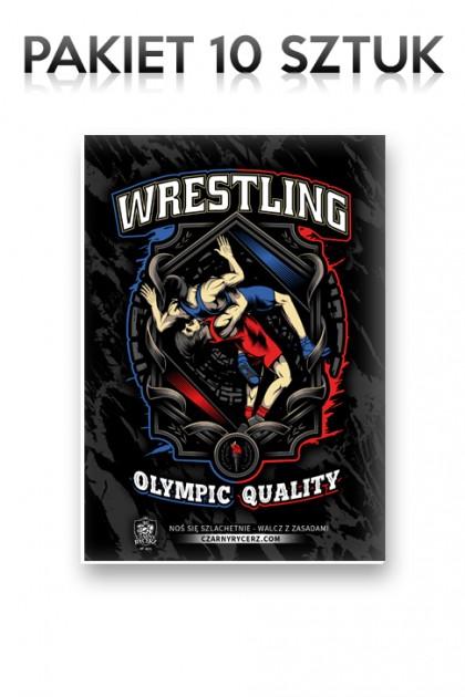 Zeszyt Wrestling 10 sztuk