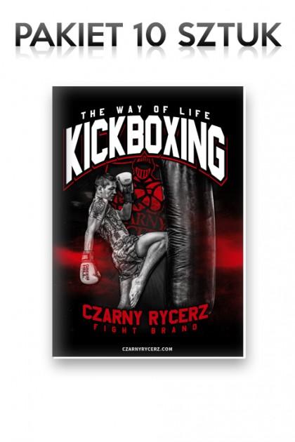 Zeszyt Kickboxing 10 sztuk
