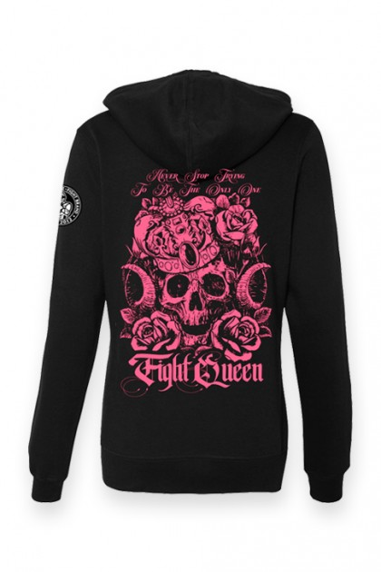 Bluza Fight Queen Pink