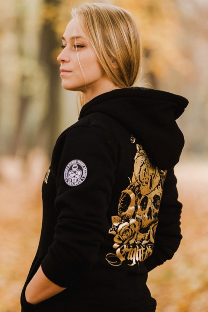 Bluza Fight Queen Gold