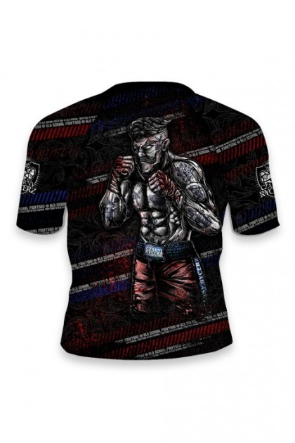copy of Rashguard Old School