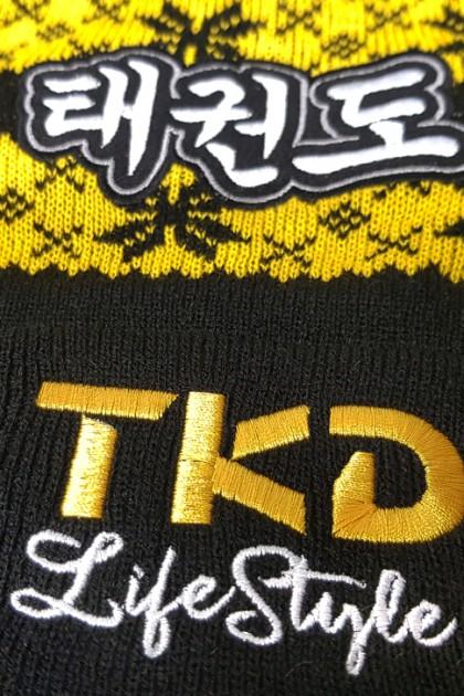 Czapka TKD 2.0 Black