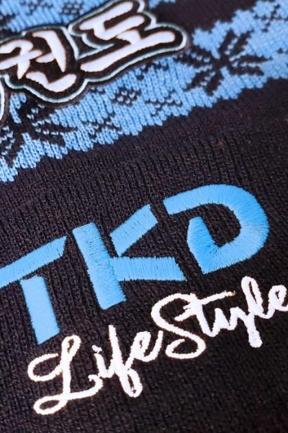 Czapka TKD 2.0 Blue