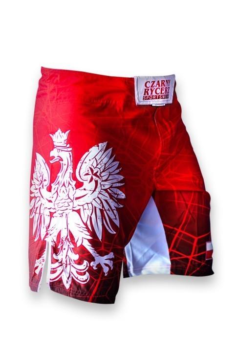 Nerka MMA czerwona