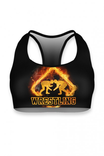 Top Damski Wrestling Fire