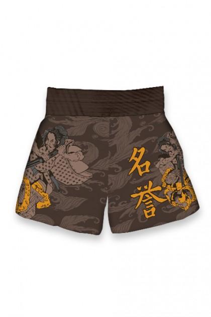 Spodenki Kickboxing Samuraj KIDS
