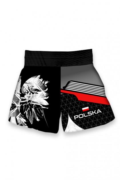 Spodenki Kickboxing Polska 2.0 KIDS