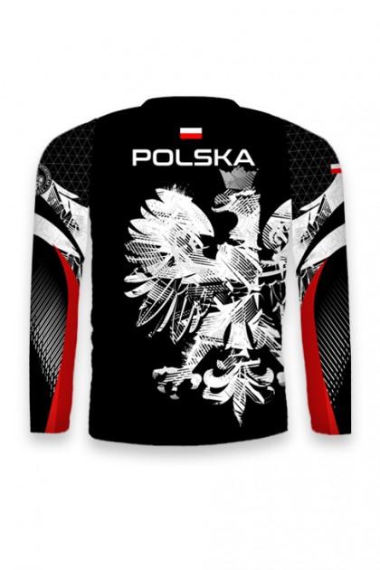 Koszulka Sportowa Polska 2.0 Long