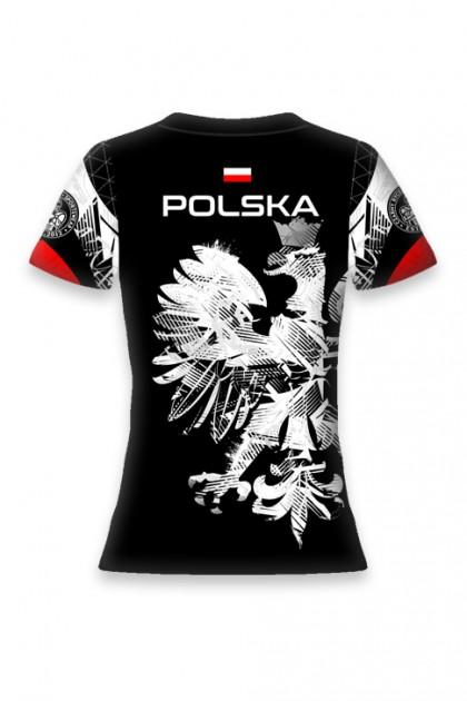 Koszulka Sportowa Damska Polska 2.0