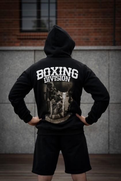 Bluza Boxing Kaptur