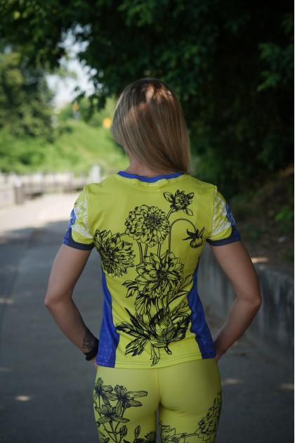 Koszulka Sportowa Damska Butterfly 2.0