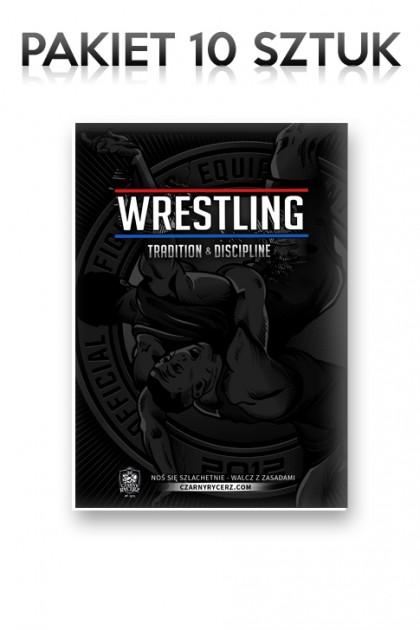 Zeszyt Wrestling 2.0 - 10 sztuk