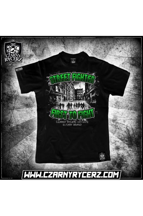 Koszulka Street Fighter Green