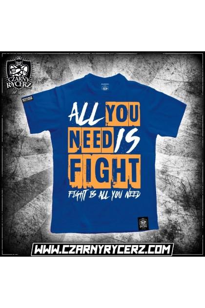Koszulka ALL Blue