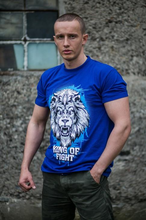 Koszulka Lion Blue