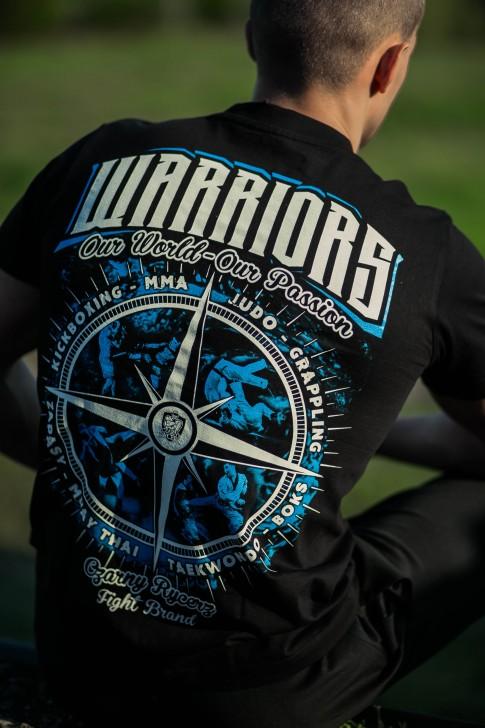 Koszulka Warriors Blue