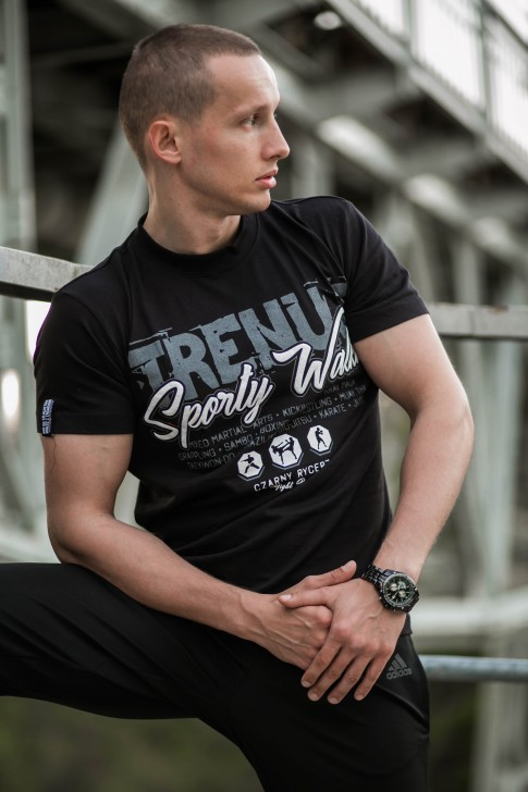 Koszulka Trenuj Sporty Walki