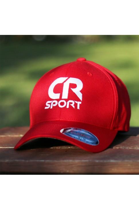 Czapka CR czerwona